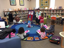 The Wendell Library is close by and hosts many activities for kids to enjoy!