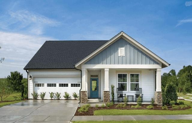 David Weekley Wendell Falls N Carolina Homes