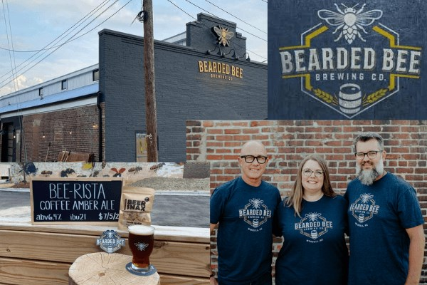 The Bearded Bee, Brewery, Wendell, NC